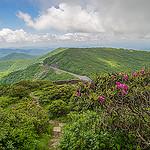 Craggy Pinnacle Lower Overlook