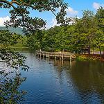 Lake Powhatan Fishing Pier