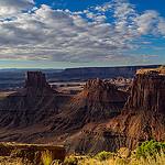 Lathrop Canyon Monuments