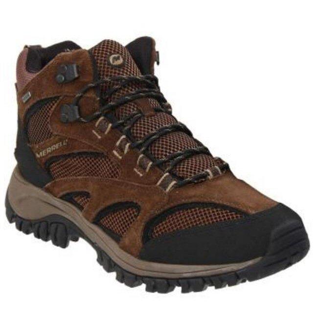 cf2ac992264 Meanderthals | Merrell Phoenix Mid Waterproof Hiking Boots