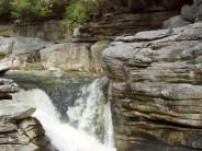 Linville River rapids