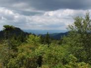 Ridge after ridge