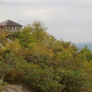 Western NC's Fire Towers Provide Panoramic Mountain Views