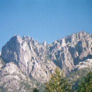 Castle Crags' spectacular little seen world