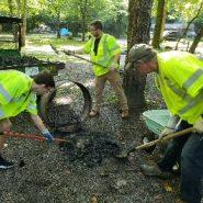Fall into Volunteerism with Smokies Service Days