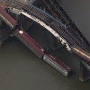 Harpers Ferry Train Derailment Damages Bridge on Appalachian Trail