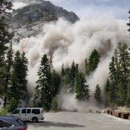 Eastern Sierra Earthquake Sent Massive Boulders Crashing Onto Mount Whitney Hiking Trails