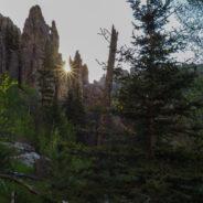 Cathedral Spires to Black Elk Peak, Black Elk Wilderness