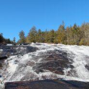 Bridal Veil Falls, Grassy Creek Falls, Lake Imaging, DuPont State Forest