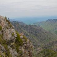 Appalachian Trail to Charlies Bunion, Great Smoky Mountains National Park