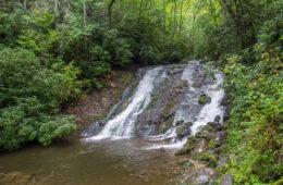Deep Creek Waterfalls, Great Smoky Mountains National Park