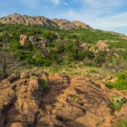 Elk Mountain Trail, Wichita Mountains National Wildlife Refuge