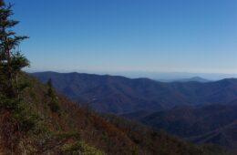 Art Loeb Trail to Cold Mountain, Shining Rock Wilderness