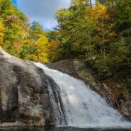 Harper Creek Falls, Wilson Creek Wild and Scenic River, Pisgah National Forest