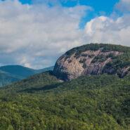 Cat Gap Trail to John Rock, Pisgah National Forest