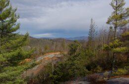 Panthertown Trail System, Nantahala National Forest