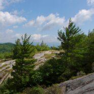 Big Green Trail, Panthertown, Nantahala National Forest