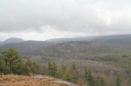 Turkey Knob and Blackrock Trails, Nantahala National Forest