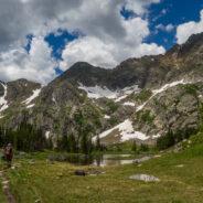Missouri Lakes Trail, Holy Cross Wilderness