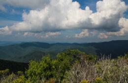 Art Loeb Trail to Pilot Mountain, Pisgah National Forest