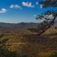 Buck Spring to Pilot Rock, Pisgah National Forest