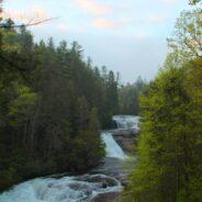 Triple Falls, High Falls, Hooker Falls, DuPont State Forest