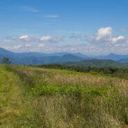 Appalachian Trail from Beauty Spot to Unaka Mountain, Tennessee